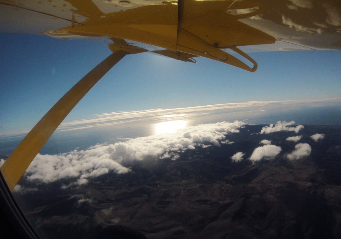 Skydive Coastal California Views