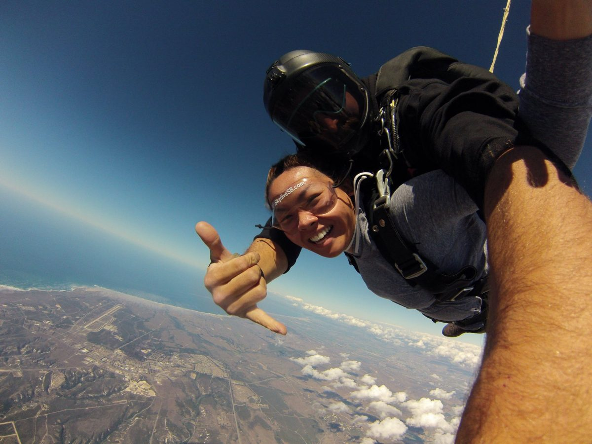 Tandem Skydiving At Skydive Santa Barbara: Sky Dive With The Best!
