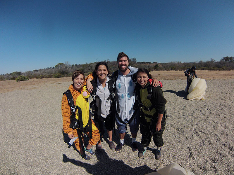 3 Ideas To Consider For Your First (or Next) Tandem Skydive
