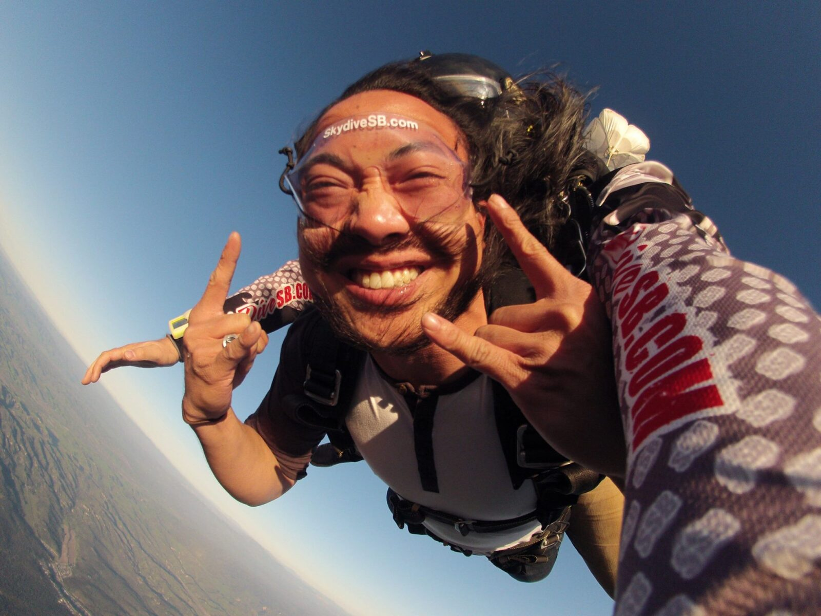 """Skydive Santa Barbara featured on Viceland's """"Nuts + Bolts"""""""