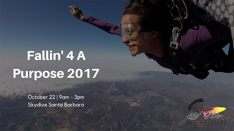 Fallin' 4 A Purpose 2017: Here's the scoop