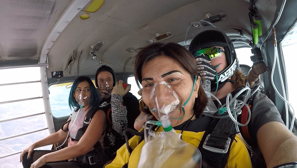18 Reasons You Should Skydive From 18,000 Feet