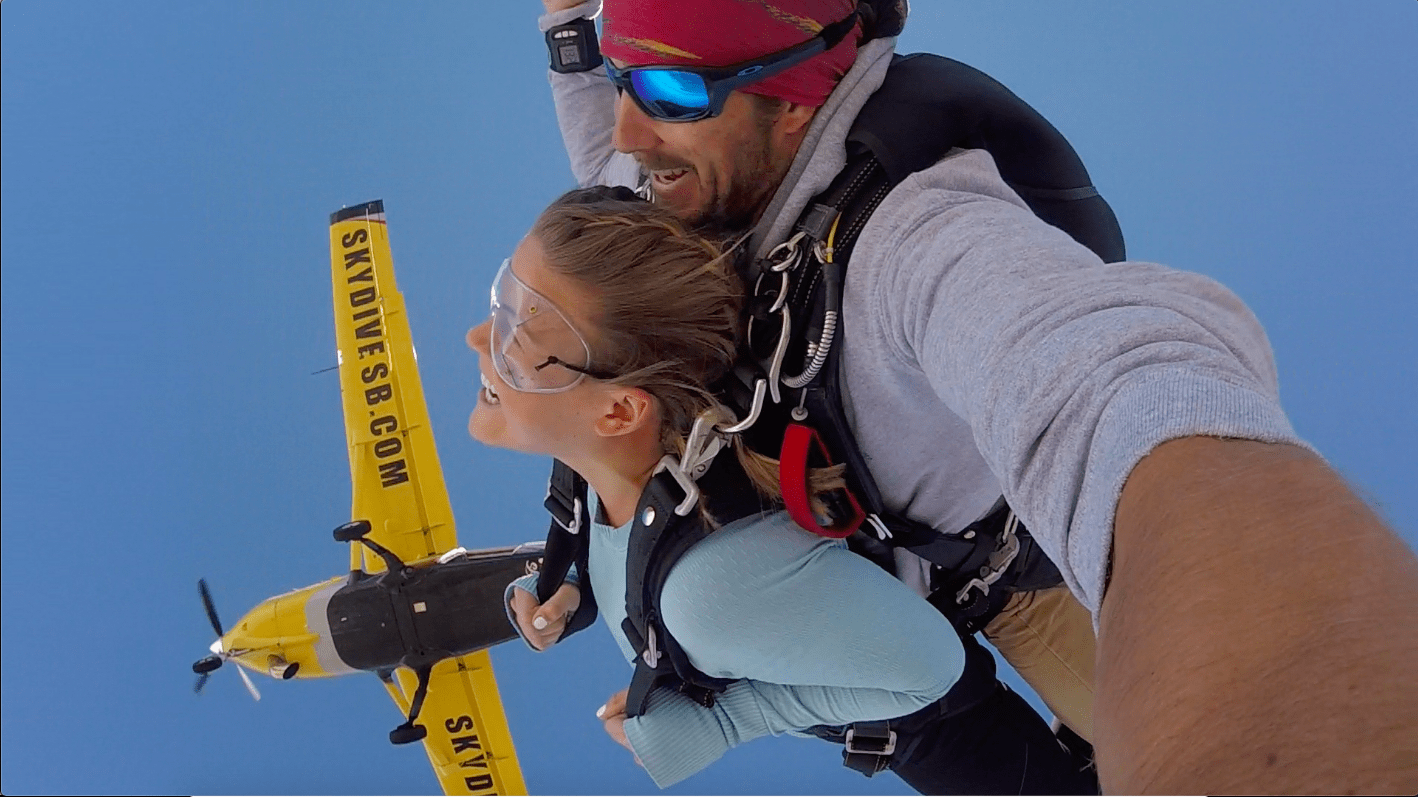How to make your first tandem skydive epic, easy & stress-free